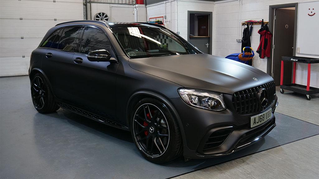 Mercedes GLC 63 S