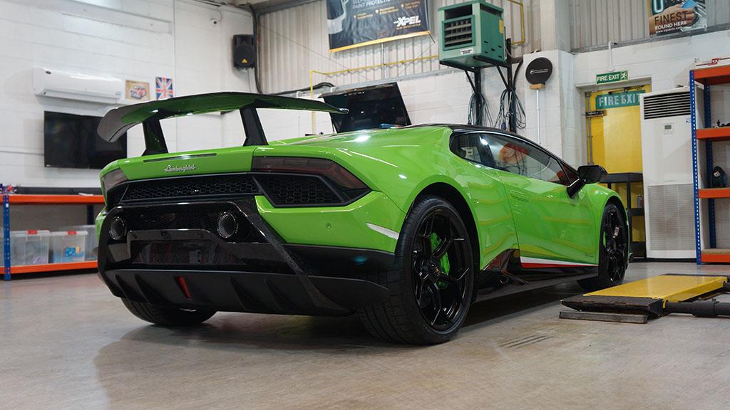 Lamborghini Huracan Performanté